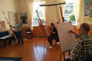 Life Drawing Masterclass with Simon van Der Sluijs